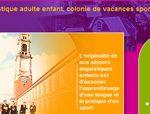 Actions séjours : Organisateur de colonie de vacances et  de séjour linguistique