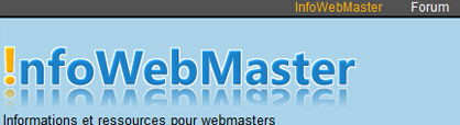 informations ressources webmaster