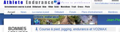 entrainement endurance