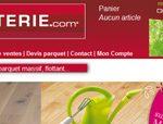 E-parqueterie : boutique en ligne de parquets