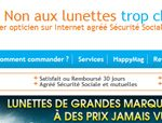 Happyview.fr - achetez vos lunettes de vue ou de soleil sur internet