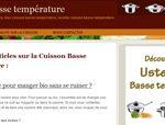 Un blog dédié à la cuisson basse température