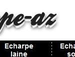 Echarpe AZ : Spécialiste des écharpes cachemire, soie et laine pour homme