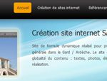 Art Media Web : création de sites internet dans le Gard