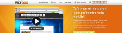 plateforme de creation site web