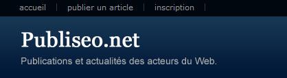 publication d'articles en ligne