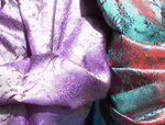 Le comptoir de Simba: un commerce solidaire d'articles en soie et cachemire