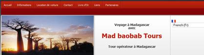 tourisme sur Madagascar