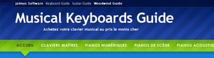 guide d'achat de claviers
