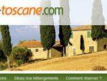 Villa-toscane, c'est la location de maisons, d'appartements et de villas en italie dans la région toscane