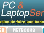 Laptopservice.fr, c'est un important panel de pc portables destockés parmis les grandes marques