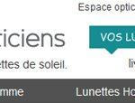La collection de lunettes RayBan solaires débarque sur 1001Opticiens !