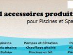 Piscine Clic est une boutique en ligne proposant tout le nécessaire pour votre piscine en quelques clics !