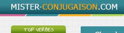 conjugaison de verbes