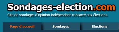 sondages à propos des élections