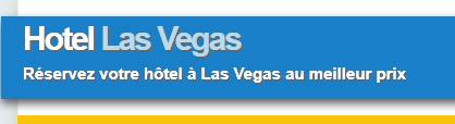 hôtels Las Vegas