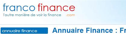 annuaire et blog, du crédit à l'assurance