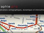 Conception réalisation de cartographies dynamiques avec Actigraph