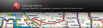 cartographie dynamique internet