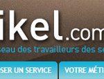 Cnikel est le 1er site à mettre en lien des prestataires de services à la personne avec des particuliers. (soutien scolaire, femme de ménage, assistante maternelle, aide à domicile...)