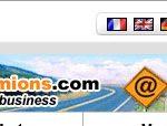 Achetez ou vendez votre véhicule d'occasion sur le site Europe Camions