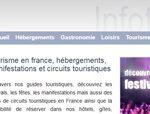 Infotourisme, le spécialiste du tourisme en France