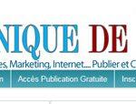 Publiez vos articles dans la plateforme presse referencementdupro.com