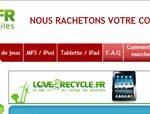 Revendez votre iPhone ou votre ordinateur portable sur Love2recycle.fr