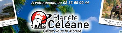 agence de voyage Planète Céléane