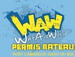 WAW Permis Bateau, une bateau ecole qui vous garantis la réussite de tous vos permis bateau