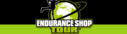 Endurance Shop Tour