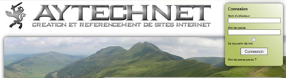 conception et referencement de sites
