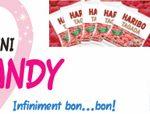 Boutique en ligne de vente de bonbons haribo, sucettes Chupa CHups et autres sucreries.
