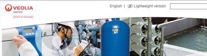 traitement des eaux pour l'industrie