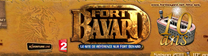 Fort Boyard fourras
