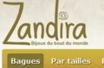 Un univers de bijoux pour tous les goûts sur la boutique en ligne Zandira