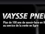Grâce à Vaysse Pneus : Demandez Plus à vos pneus !