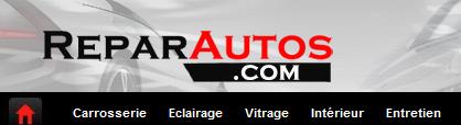 kit de réparation auto