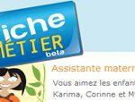 FicheMetier est un site qui vous aide à trouver votre futur métier