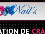 Crazy Nail's : Styliste ongulaire et prothésiste à domicile sur la ville de Marseille