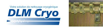 Nettoyage industriel cryogénique