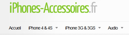 Spécialiste accessoires iPhone
