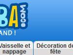 Manooba est un site de vente en ligne d'articles de fêtes pour petites et grosses noubas !