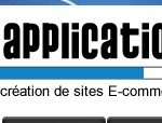 Shop application est une solution spécialisée dans la création et la gestion de sites e-commerce.