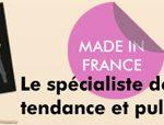 Fanela est un site de vente en ligne de mailles et tricots pour femme de fabrication française.