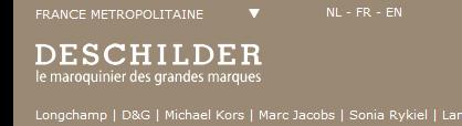 maroquinerie de luxe Deschilder