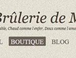 La boutique en ligne de café artisanal de la Brûlerie de Meaux