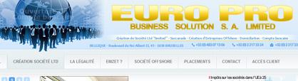 société LTD ou offshore