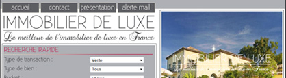 achat immobilier chateau