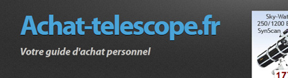 Tout savoir sur le téléscope